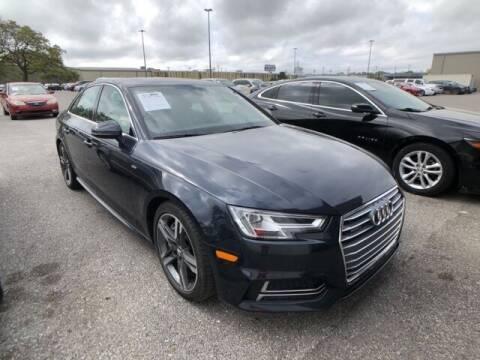 2018 Audi A4 for sale at Allen Turner Hyundai in Pensacola FL