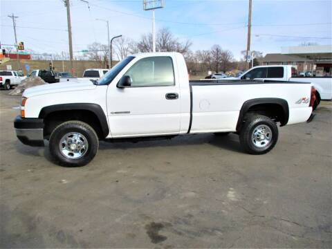 2007 Chevrolet Silverado 2500HD Classic for sale at Steffes Motors in Council Bluffs IA