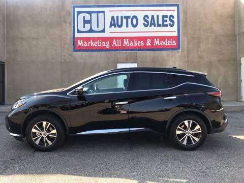 2020 Nissan Murano for sale at C U Auto Sales in Albuquerque NM