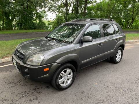2007 Hyundai Tucson for sale at Crazy Cars Auto Sale in Jersey City NJ