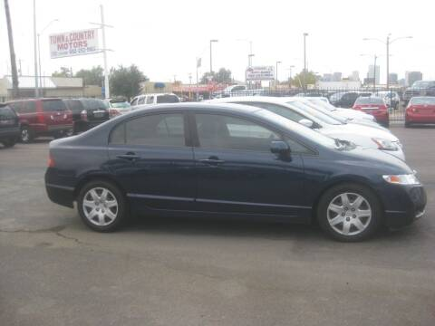 2010 Honda Civic for sale at Town and Country Motors - 1702 East Van Buren Street in Phoenix AZ