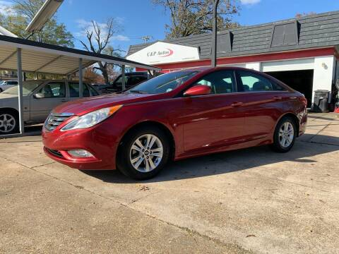 2014 Hyundai Sonata for sale at C & P Autos, Inc. in Ruston LA