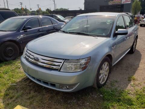 2009 Ford Taurus for sale at D & D All American Auto Sales in Mount Clemens MI