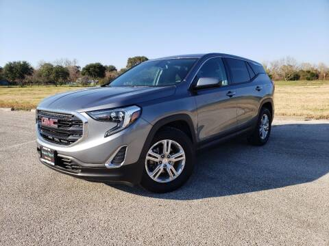 2018 GMC Terrain for sale at Laguna Niguel in Rosenberg TX