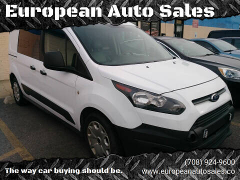 2016 Ford Transit Connect Cargo for sale at European Auto Sales in Bridgeview IL