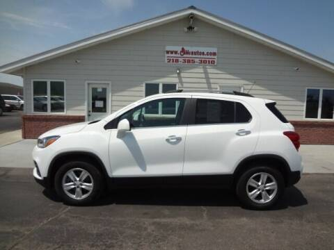 2017 Chevrolet Trax for sale at GIBB'S 10 SALES LLC in New York Mills MN