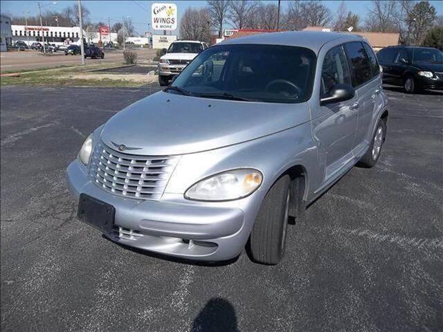 2004 Chrysler PT Cruiser for sale at JC Auto Sales in Belleville IL