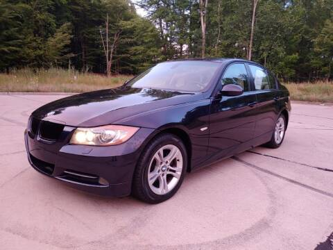 2008 BMW 3 Series for sale at Autolika Cars LLC in North Royalton OH