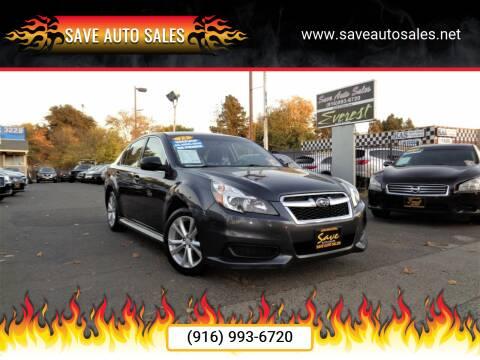 2013 Subaru Legacy for sale at Save Auto Sales in Sacramento CA