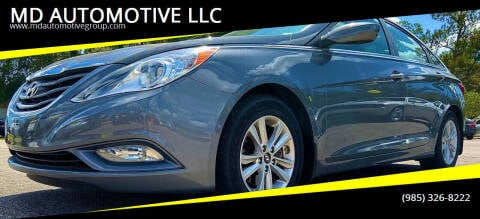 2013 Hyundai Sonata for sale at MD AUTOMOTIVE LLC in Slidell LA