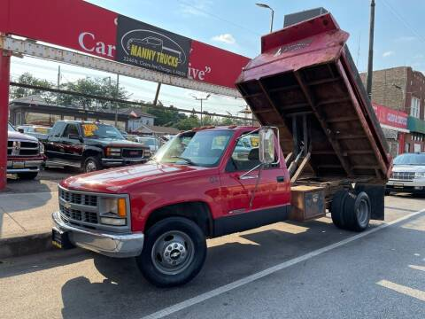 1999 Chevrolet C/K 3500 Series for sale at Manny Trucks in Chicago IL