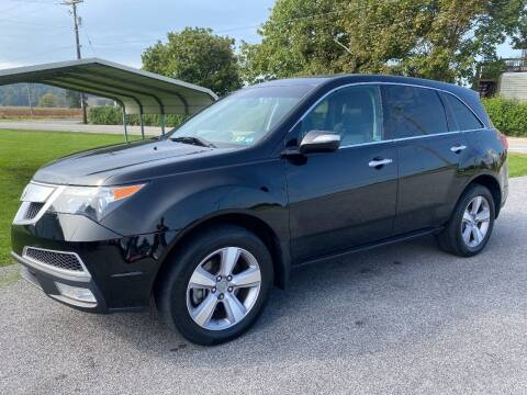 2013 Acura MDX for sale at Finish Line Auto Sales in Thomasville PA