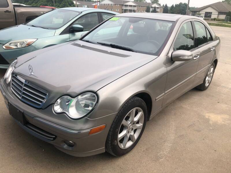 2007 Mercedes-Benz C-Class for sale at Don's Sport Cars in Hortonville WI