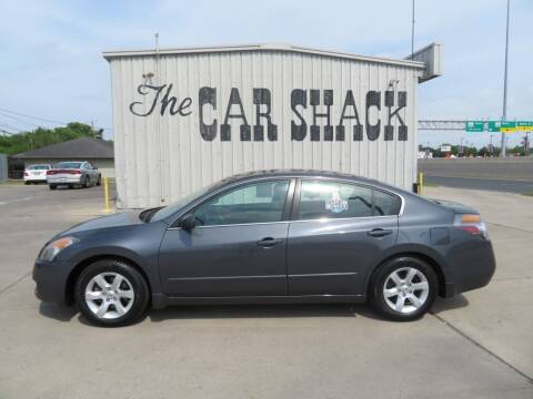 2009 Nissan Altima for sale at The Car Shack in Corpus Christi TX