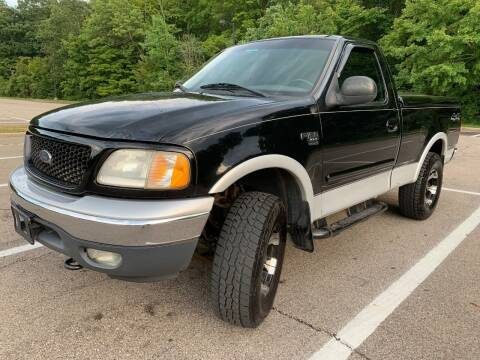 2000 Ford F-150 for sale at Lifetime Automotive LLC in Middletown OH