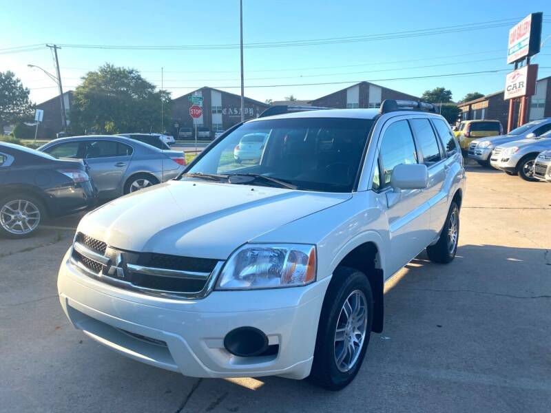 2008 Mitsubishi Endeavor for sale at Car Gallery in Oklahoma City OK