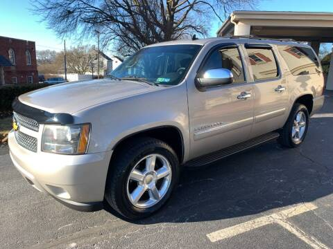 2009 Chevrolet Suburban for sale at On The Circuit Cars & Trucks in York PA