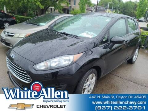 2018 Ford Fiesta for sale at WHITE-ALLEN CHEVROLET in Dayton OH