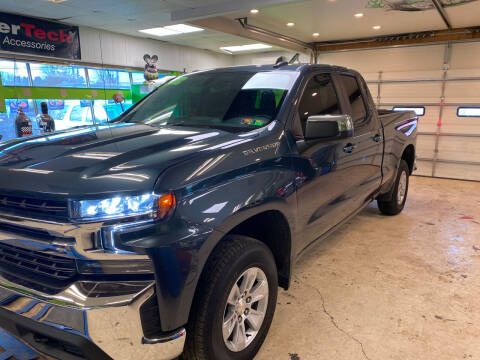 2019 Chevrolet Silverado 1500 for sale at Ginters Auto Sales in Camp Hill PA