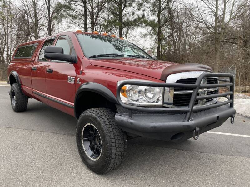 2007 Dodge Ram Pickup 3500 for sale at PM Auto Group LLC in Chantilly VA