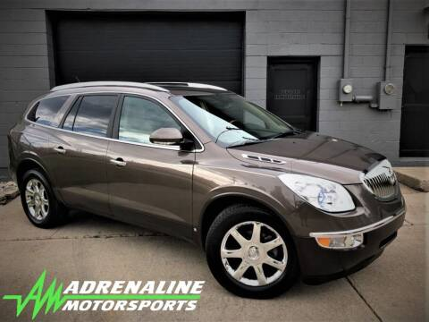 2009 Buick Enclave for sale at Adrenaline Motorsports Inc. in Saginaw MI