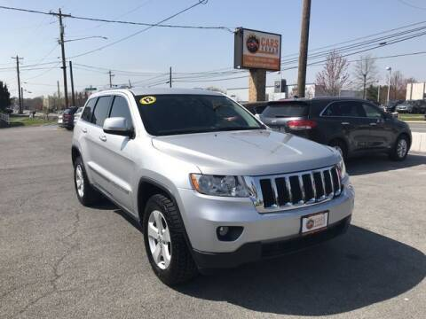 2013 Jeep Grand Cherokee for sale at Cars 4 Grab in Winchester VA