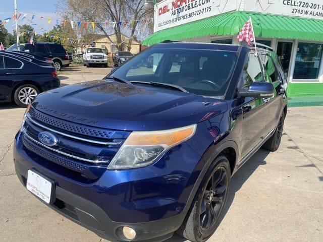 2011 Ford Explorer for sale in Denver, CO