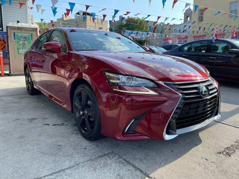 2016 Lexus GS 350 for sale at Elite Automall Inc in Ridgewood NY