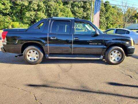 2002 Cadillac Escalade EXT for sale at Russo's Auto Exchange LLC in Enfield CT