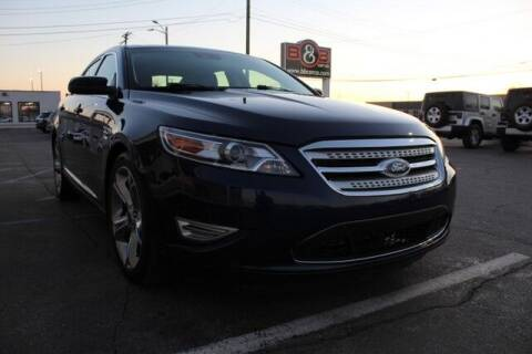 2012 Ford Taurus for sale at B & B Car Co Inc. in Clinton Twp MI