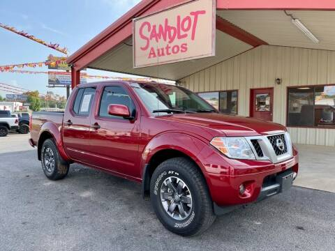 2019 Nissan Frontier for sale at Sandlot Autos in Tyler TX