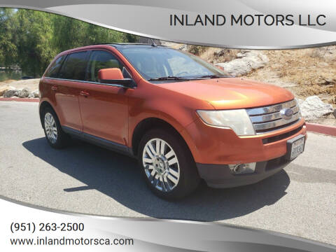 2008 Ford Edge for sale at Inland Motors LLC in Riverside CA