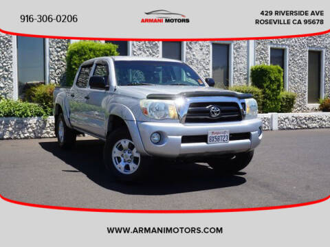 2006 Toyota Tacoma for sale at Armani Motors in Roseville CA