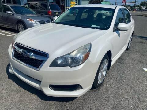 2013 Subaru Legacy for sale at MFT Auction in Lodi NJ