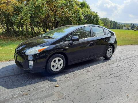 2010 Toyota Prius for sale at Moundbuilders Motor Group in Heath OH