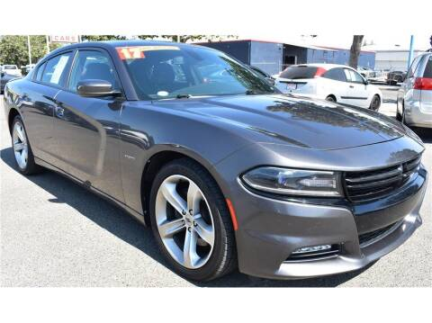 2017 Dodge Charger for sale at ATWATER AUTO WORLD in Atwater CA