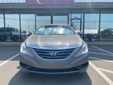 2014 Hyundai Sonata for sale at Washington Motor Company in Washington NC