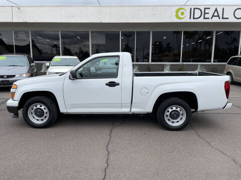 2010 Chevrolet Colorado for sale at Ideal Cars Apache Junction in Apache Junction AZ