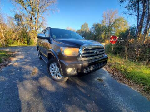 2010 Toyota Sequoia for sale at Dukes Automotive LLC in Lancaster SC