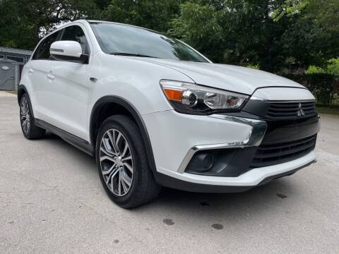2017 Mitsubishi Outlander Sport for sale at Thornhill Motor Company in Lake Worth TX