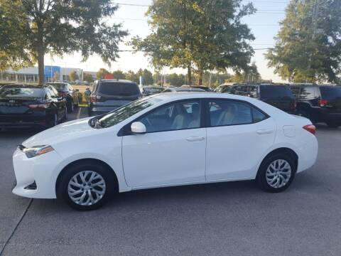 2018 Toyota Corolla for sale at Econo Auto Sales Inc in Raleigh NC