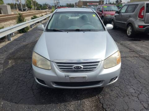 2007 Kia Spectra for sale at Discovery Auto Sales in New Lenox IL