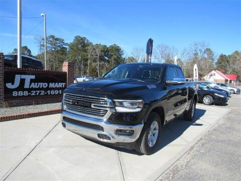 2020 RAM Ram Pickup 1500 for sale at J T Auto Group in Sanford NC