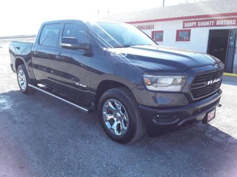 2019 RAM Ram Pickup 1500 for sale at Sarpy County Motors in Springfield NE