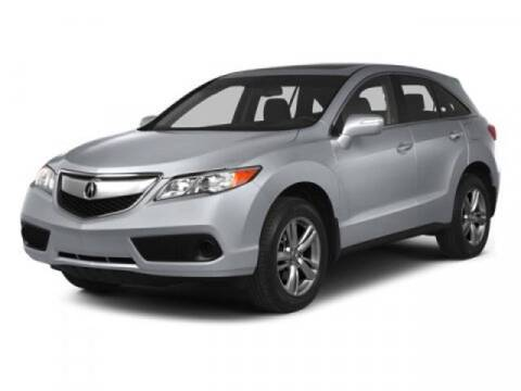 2013 Acura RDX for sale at SPRINGFIELD ACURA in Springfield NJ