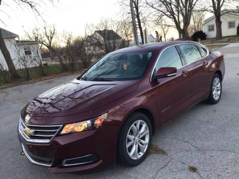 2017 Chevrolet Impala for sale at Bam Motors in Dallas Center IA