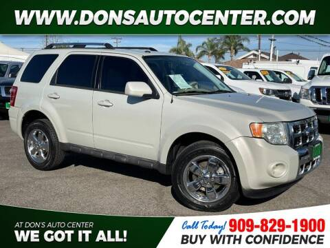 2009 Ford Escape for sale at Dons Auto Center in Fontana CA