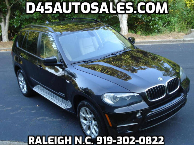 2011 BMW X5 for sale at D45 Auto Brokers in Raleigh NC