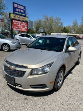 2011 Chevrolet Cruze for sale at Right Choice Auto in Boise ID