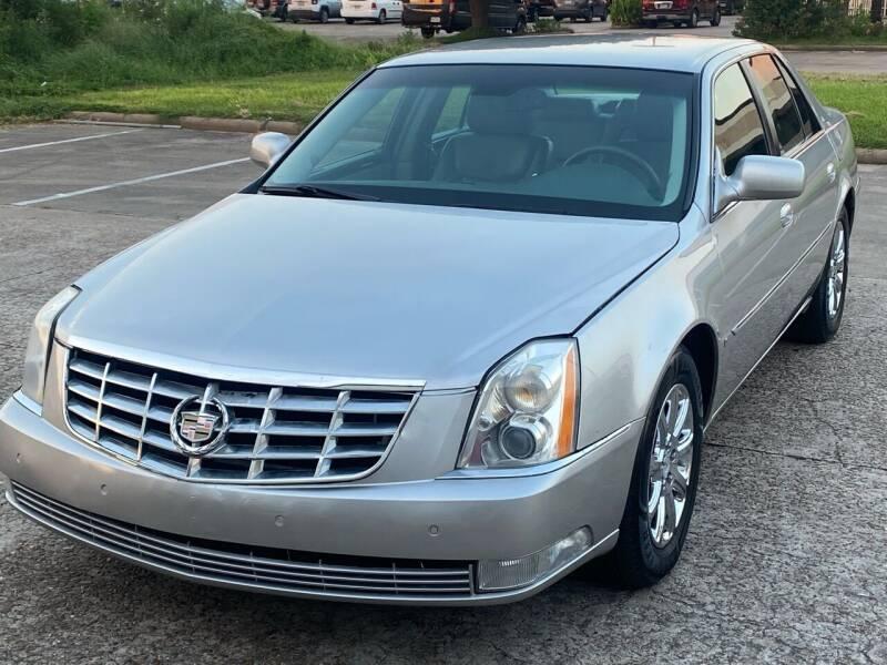 2008 Cadillac DTS for sale at Hadi Motors in Houston TX